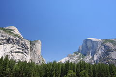 Yosemite, Etats-Unis Photographie stock