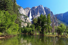 Yosemite Fall Royalty Free Stock Photo