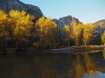 Yosemite-Fall Stockfotos