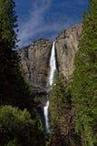 Yosemite Falls в национальном парке Yosemite Стоковое Изображение