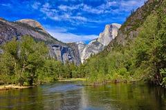 Yosemite Falls fotografia de stock
