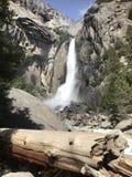Yosemite Falls Immagine Stock Libera da Diritti