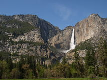 Yosemite Falls Foto de Stock Royalty Free