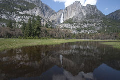 Yosemite Falls Royalty Free Stock Image