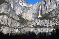 Yosemite Falls Royalty Free Stock Photography