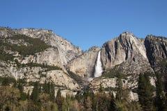 Yosemite Falls Arkivbild