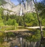Yosemite Falls Fotografía de archivo