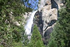Yosemite Falls Fotografie Stock