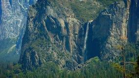 Yosemite Falls video estoque