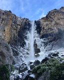 Yosemite Falls Foto de archivo