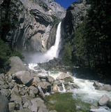 Yosemite Falls Royalty Free Stock Photos