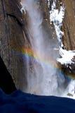 Yosemite Falls Imagenes de archivo