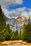 Yosemite Falls Royalty Free Stock Photo