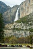 Yosemite Falls, California Immagine Stock Libera da Diritti