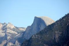 Yosemite Falls, cittadino, parco, vista di California dal villaggio del curry Immagini Stock Libere da Diritti