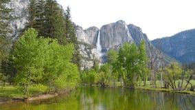 Yosemite Falls Royalty Free Stock Images