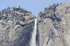 Yosemite Falls en stationnement national de Yosemite images libres de droits