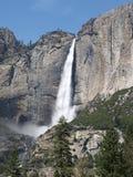 Yosemite Falls superiore Immagine Stock