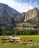 Yosemite Falls Royalty Free Stock Photo