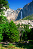 Yosemite Falls, Yosemite National Park Royalty Free Stock Images