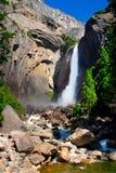 Yosemite Falls, Yosemite National Park royalty free stock image