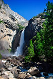 Yosemite Falls, Yosemite National Park Stock Photo