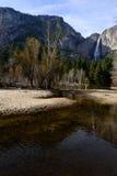 Yosemite Falls, Yosemite National Park Royalty Free Stock Photos