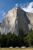 Yosemite Gr Capitan Stock Foto's