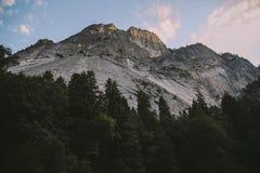 Yosemite granit Obrazy Royalty Free