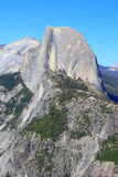 Yosemite Half Dome Stock Photo