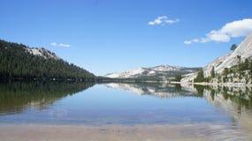 Yosemite jezioro Zdjęcie Royalty Free