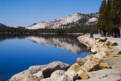 Yosemite. Lake at Yosemite National Park Royalty Free Stock Image