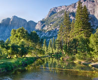 Yosemite Landscape Royalty Free Stock Images
