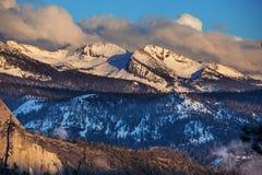 Yosemite. Landscapes Royalty Free Stock Photo