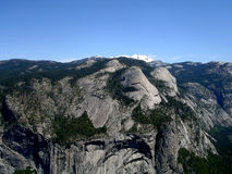 Yosemite mountains Royalty Free Stock Image