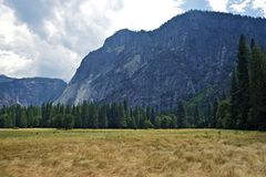 Yosemite N.P. Valley Photos libres de droits