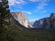 Yosemite Nationaal Park Royalty-vrije Stock Fotografie