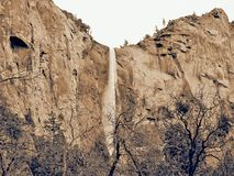 Yosemite Nationaal Park Stock Afbeeldingen