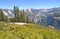 Yosemite Nationaal Park, Californië Stock Foto's