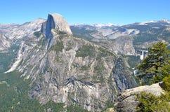 Yosemite Nationaal Park, Californië Stock Afbeeldingen