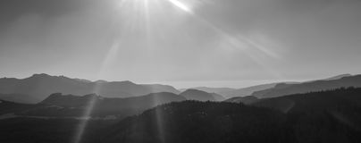Yosemite Nationaal Park - Lambert Dome royalty-vrije stock foto's