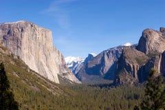 Yosemite National Park Royalty Free Stock Photos