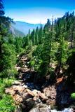 Yosemite National Park. The Yosemite Valley in Yosemite National Park, California Stock Images