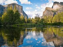 Yosemite National Park Royalty Free Stock Images