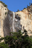 Yosemite National Park : Bridalveil Fall Stock Image