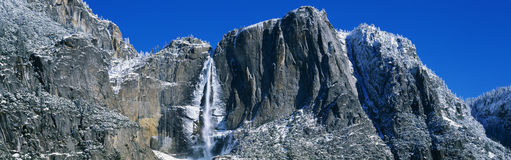 Yosemite National Park, CA Royalty Free Stock Photography