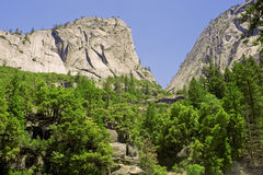 Yosemite National park in California Royalty Free Stock Photo