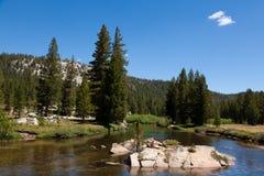 Yosemite national park in California Royalty Free Stock Photo