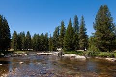Yosemite national park in California Royalty Free Stock Image