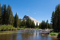Yosemite national park in California Stock Image
